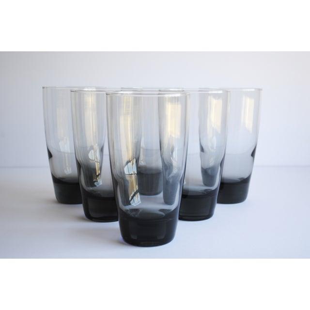 Mid-Century Highball Glasses, Set of 6 - Image 3 of 4