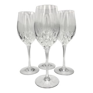 Waterford Lismore Essence Wine Glasses - Set of 4 For Sale