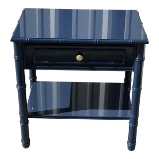 Newly Lacquered Thomasville Allegro Nightstand For Sale