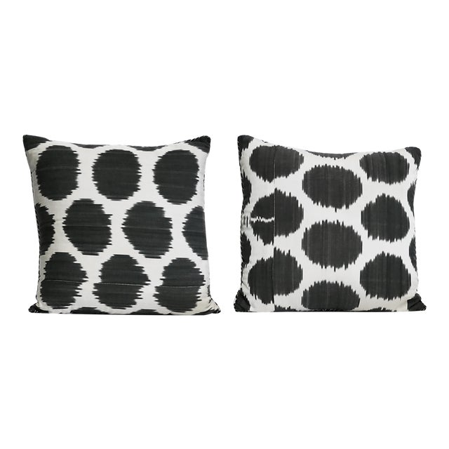 Textile Designed Pillows For Sale