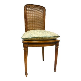 Vintage French Dining Chair For Sale
