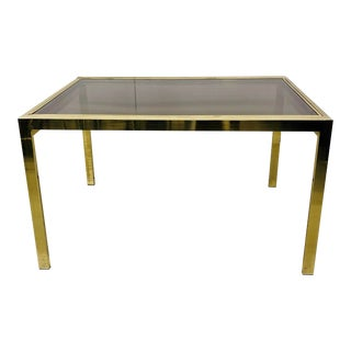 Milo Baughman for Dia Expandable Dining Table For Sale