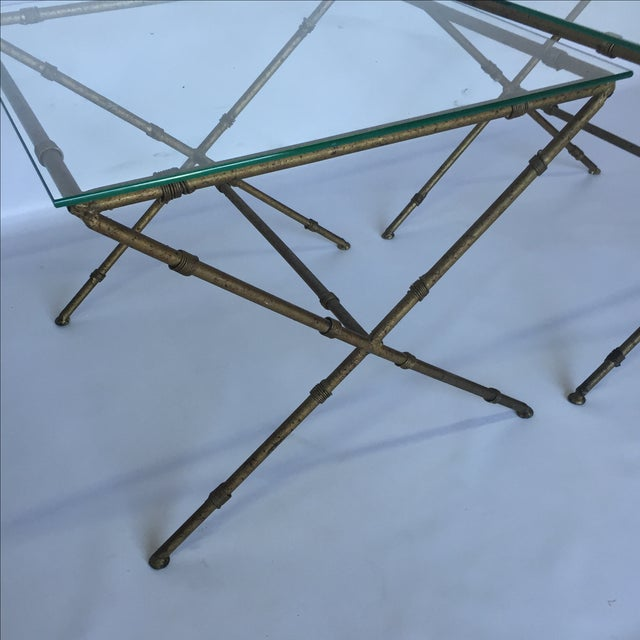 Hollywood Regency Accent Tables - A Pair - Image 3 of 8