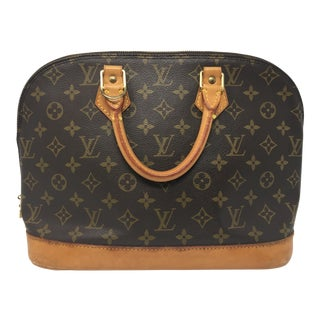 Vintage Louis Vuitton Alma Bag For Sale