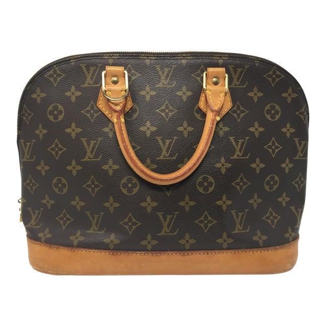 Vintage Louis Vuitton Alma Bag For Sale