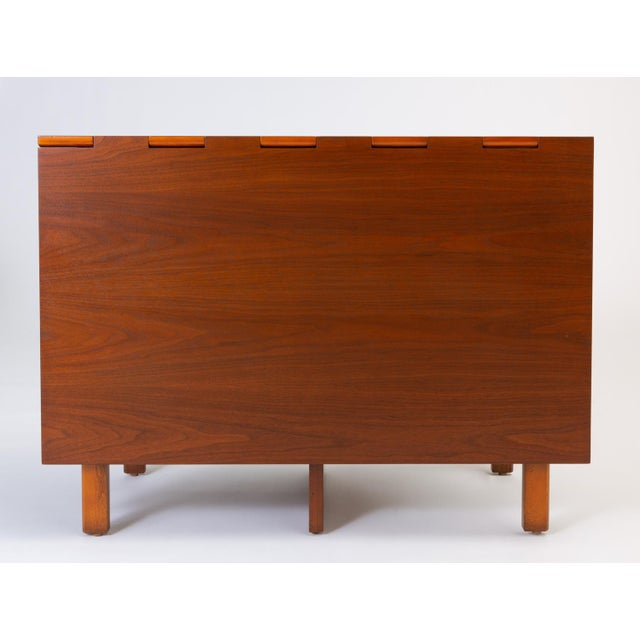 Model 4656 Gateleg Table by George Nelson for Herman Miller For Sale - Image 11 of 13