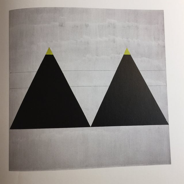 Blue Agnes Martin Coffee Table Book For Sale - Image 8 of 13