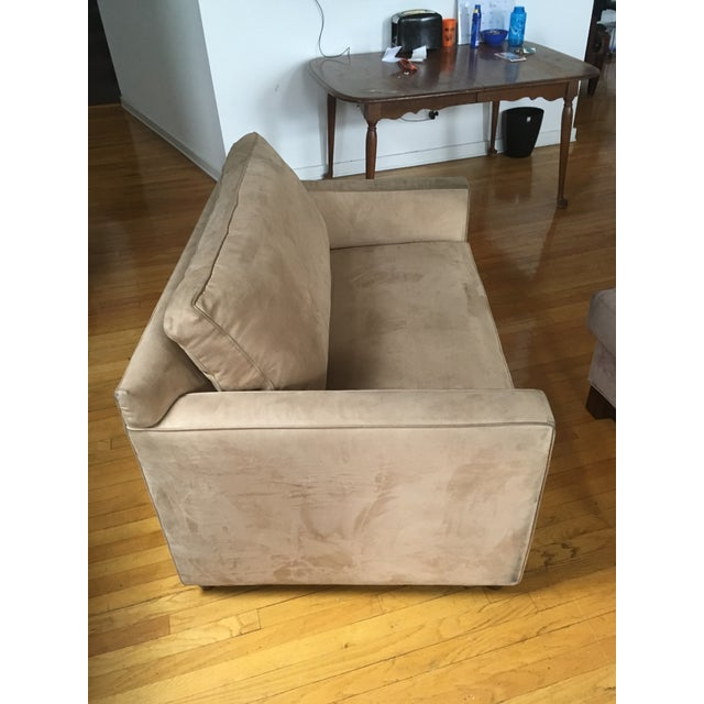 Brilliant Crate Barrel Davis Twin Sleeper Sofa Cjindustries Chair Design For Home Cjindustriesco