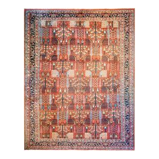 Breathtaking Early 20th Century Bidjar Rug For Sale