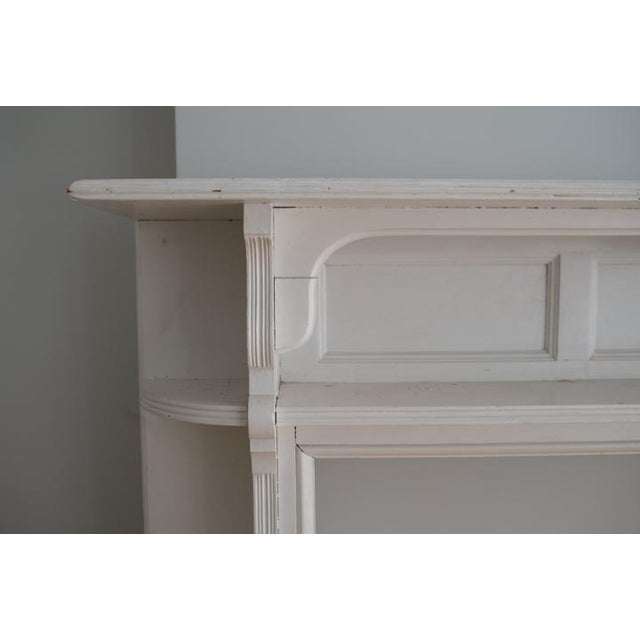 Brooklyn Row-House Salvaged Mantle - Image 7 of 11