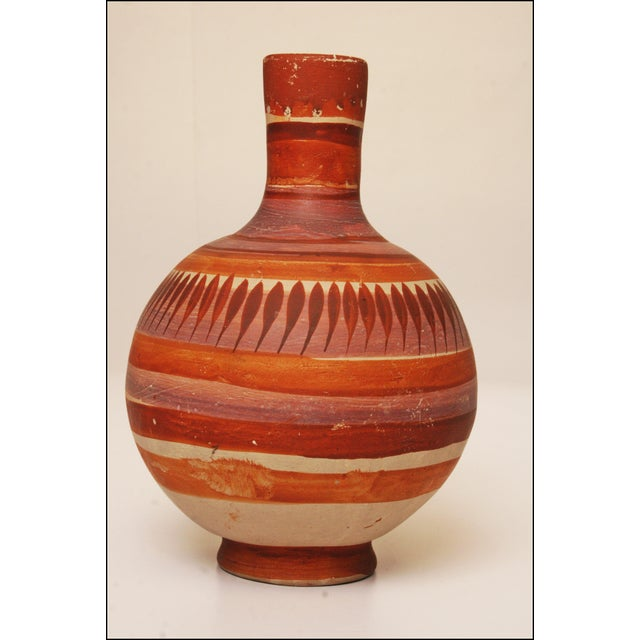 Native American Navajo Vase - Image 6 of 11