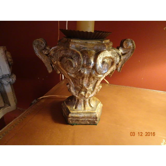 Small Pair of Italian Lamps For Sale - Image 11 of 12