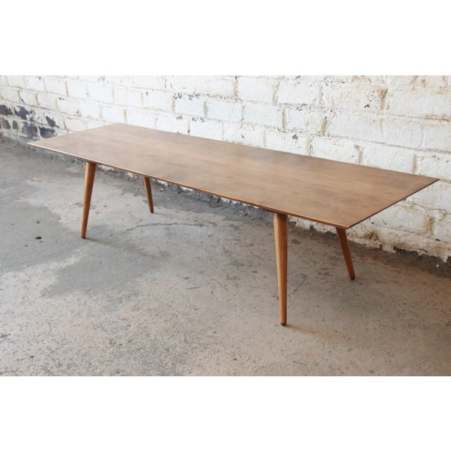 Paul McCobb Planner Group Birch Coffee Table For Sale - Image 11 of 11