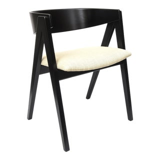 Allan Gould Compass Side Chair Mid Century Modern For Sale