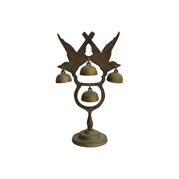 Solid Brass Dinner Chime - Image 3 of 3