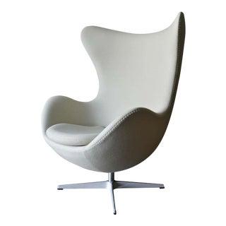 Arne Jacobsen for Fritz Hansen Egg Chair, 1958 For Sale