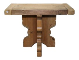 Image of Gothic Revival Console Tables