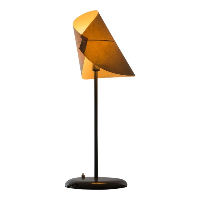 """La Lune Sous Le Chapeau"" Table Lamp by Man Ray for SIrrah For Sale"