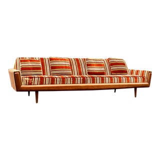 Mid Century Adrian Pearsall Sofa For Sale