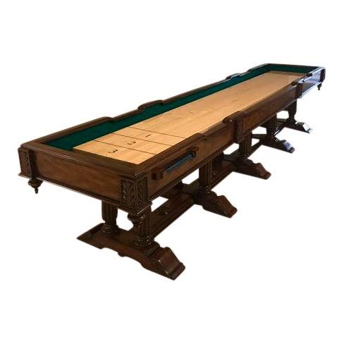Maitland Smith Shuffleboard Game Table For Sale