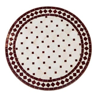 Fez Mosaic Tile Table