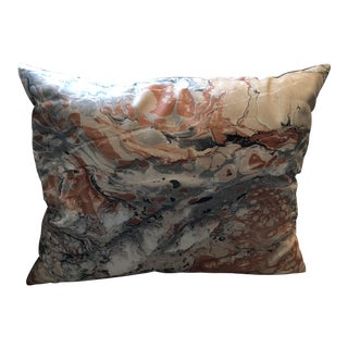 Accent Silk Pillow For Sale
