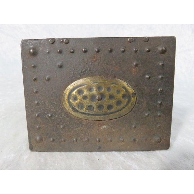vintage german wax seal stamp kit chairish