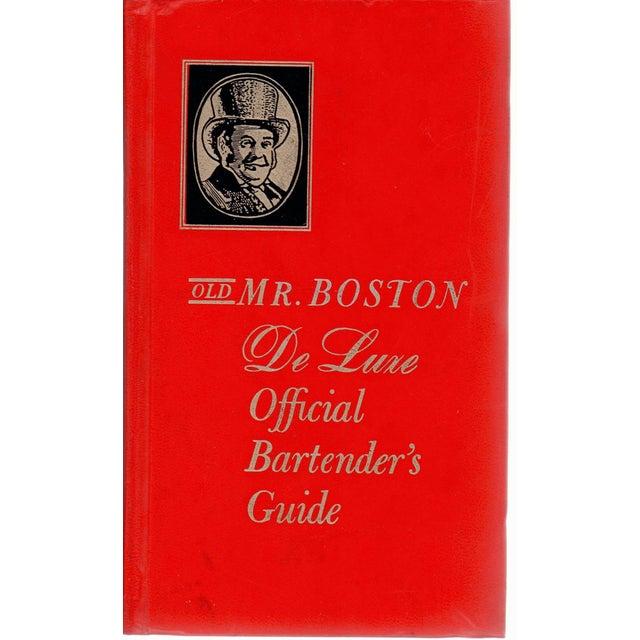 Old Mr. Boston: Deluxe Bartender's Guide - Image 1 of 4