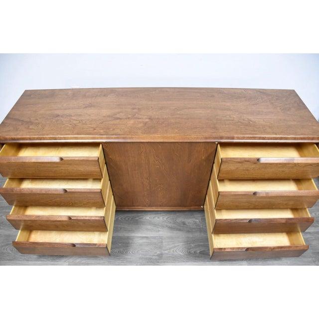 Edmond Spence Swedish Modern Dresser Credenza For Sale - Image 9 of 12