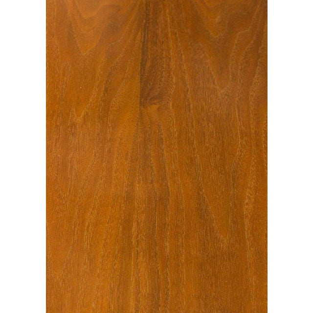 """American Midcentury """"Chinese-Modern"""" Low Chest of Drawers - Image 8 of 11"""