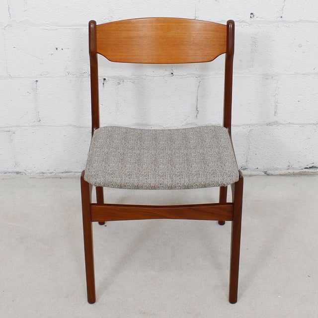 Danish Teak Dining Chairs - Set of 4 - Image 4 of 10