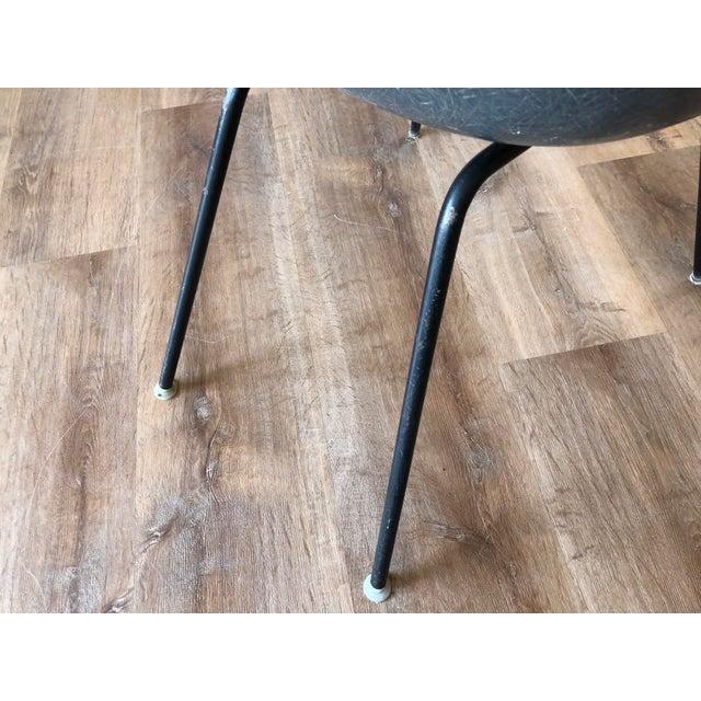 Eames Fiberglass Molded Side Chair for Herman Miller For Sale - Image 9 of 13