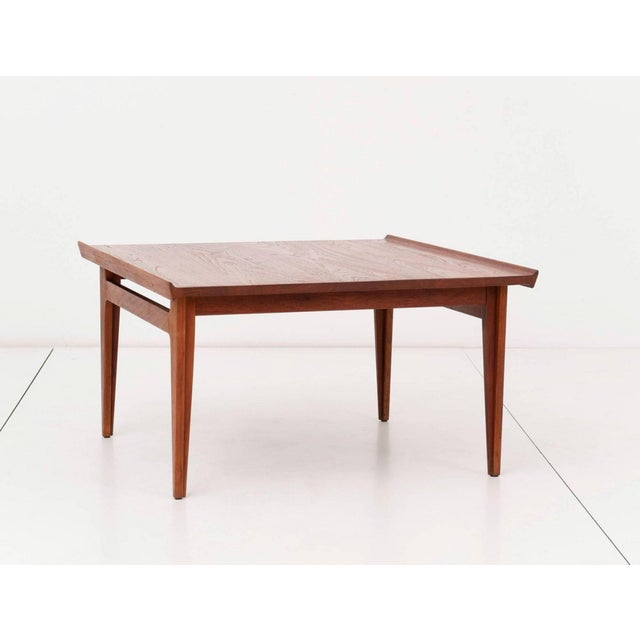 Finn Juhl coffee table No.535 for France & Sons Denmark distributed by John Stuart Inc. This example features the...