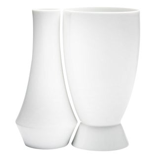 "Pair of ""Palatin"" Vase by Gottfried Palatin For Sale"