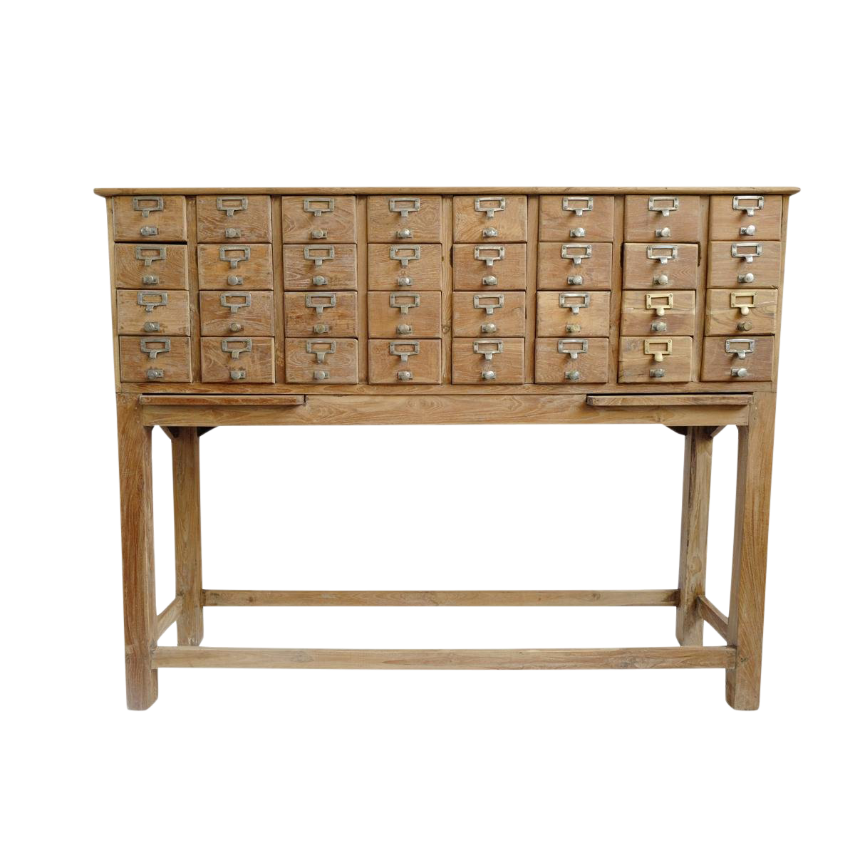 Vintage Teak Multi Drawer Cabinet