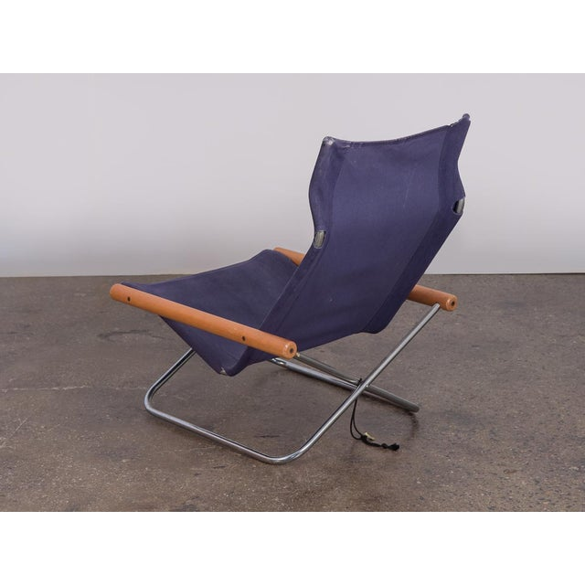 NY Folding Sling Chair by Takeshi Nii For Sale In New York - Image 6 of 10