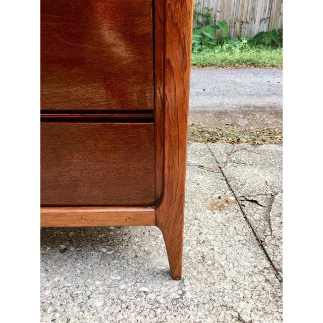Basic-Witz Mid Century Modern Credenza Dresser For Sale - Image 4 of 10