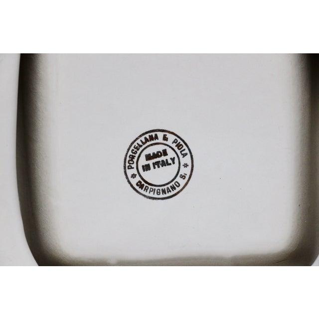 Italian Porcelain Campari Ashtray - Image 7 of 7