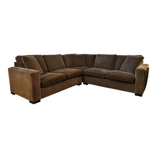 Modern Room & Board Sectional Sofa For Sale