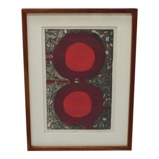 """Luces Rojas"" by Marta Palau For Sale"