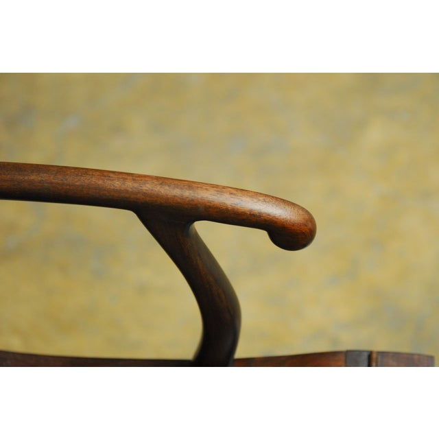 Rosewood Metamorphic Chair by Charlotte Horstmann - Image 6 of 10
