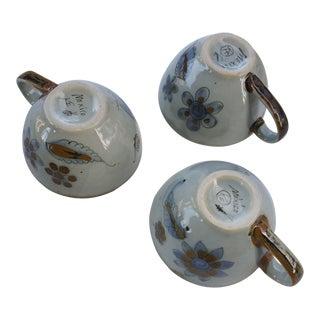 Tonala Cups - Set of 3 For Sale