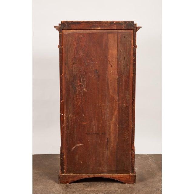 19th Century Danish Mahogany Empire Cabinet For Sale - Image 11 of 11