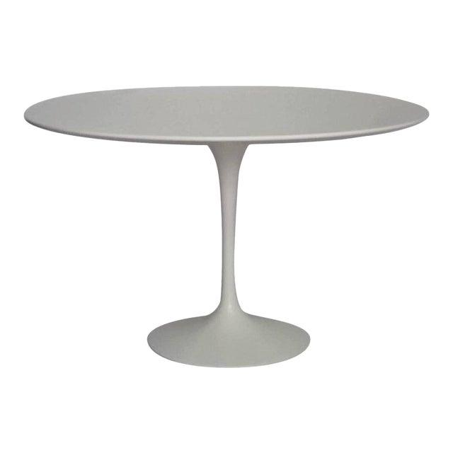 "Saarinen 42"" Round Dining Table Designed by Eero Saarinen for Knoll - Image 1 of 9"
