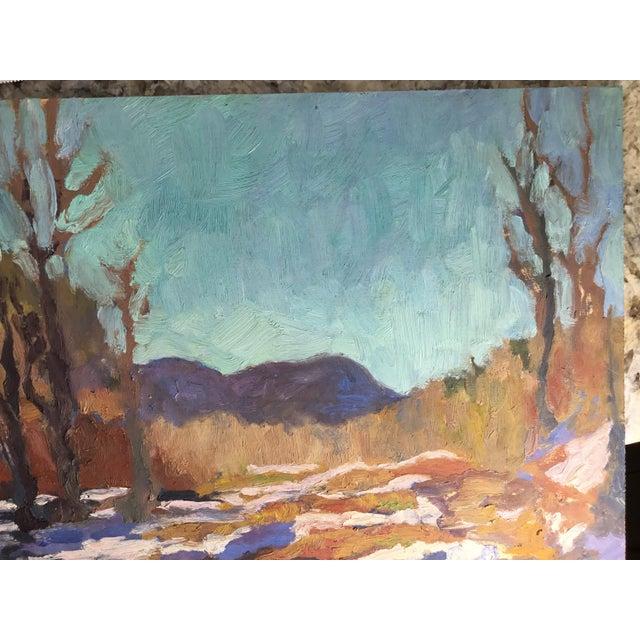 Jocelyn Davis Plein Air Painting - Image 4 of 11