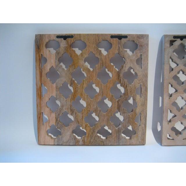 Decorative Wood Panels - Set of 3 - Image 9 of 11