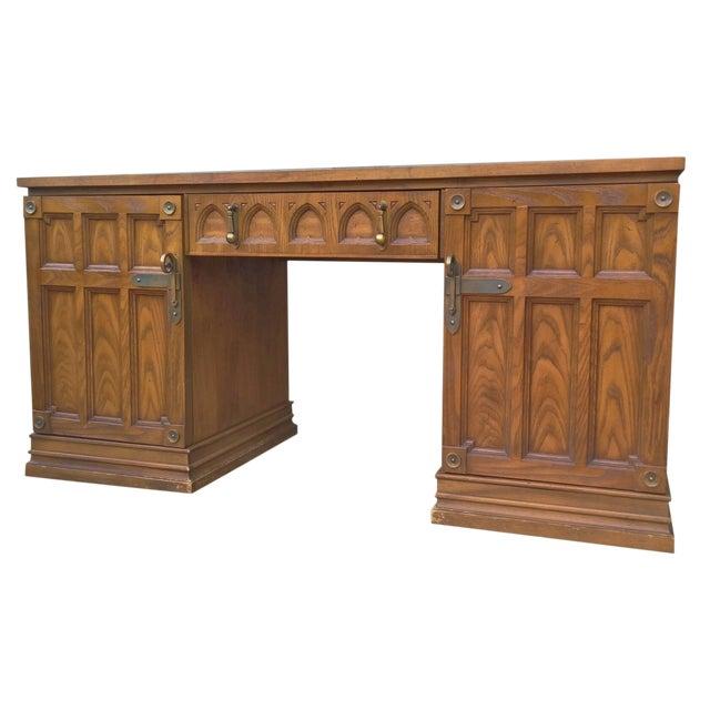 Vintage Stanley Porta Lima Desk - Image 1 of 11