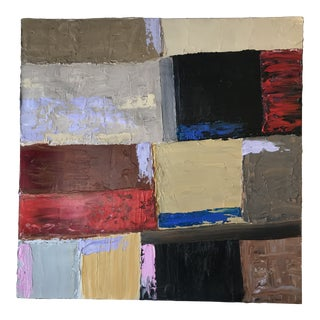 Contemporary Abstract Painting by Stan Edwards For Sale