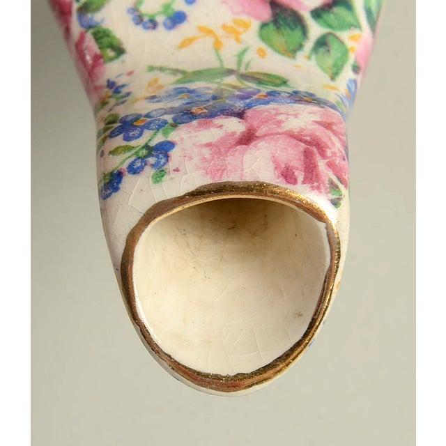 Cottage James Kent Rosalynde Chintz 4 Cup Teapot & Lid For Sale - Image 3 of 10