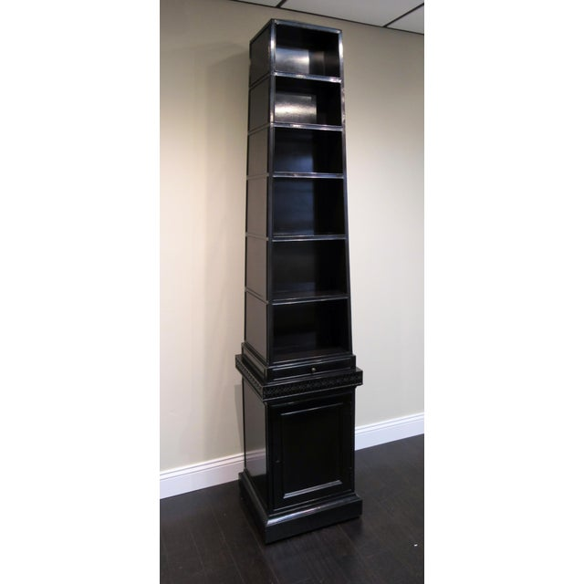 Pyramid Bookcase by Baker - Image 2 of 6